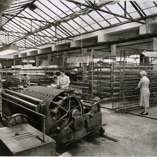 Zwirnerei Tuchfabrik Aachen